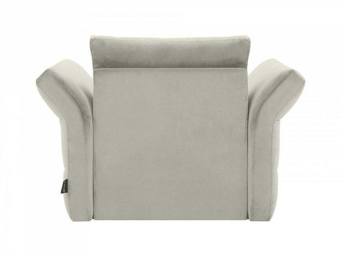 Кресло Wing светло-серого цвета
