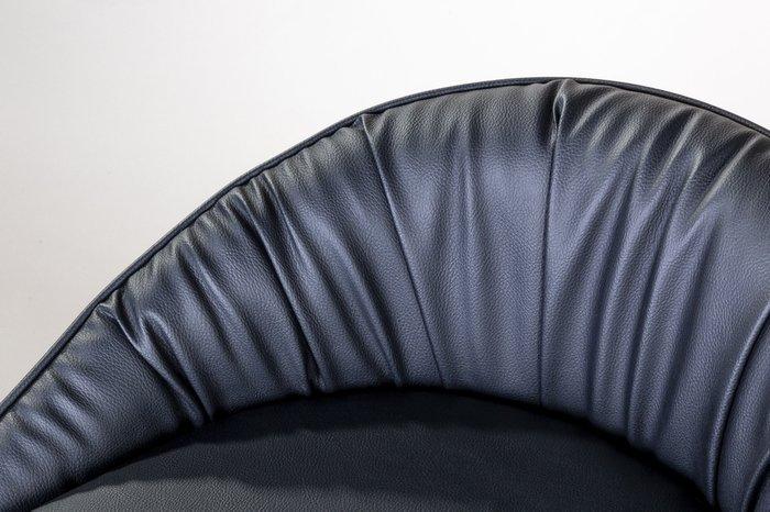 Стул полубарный Barkley черного цвета