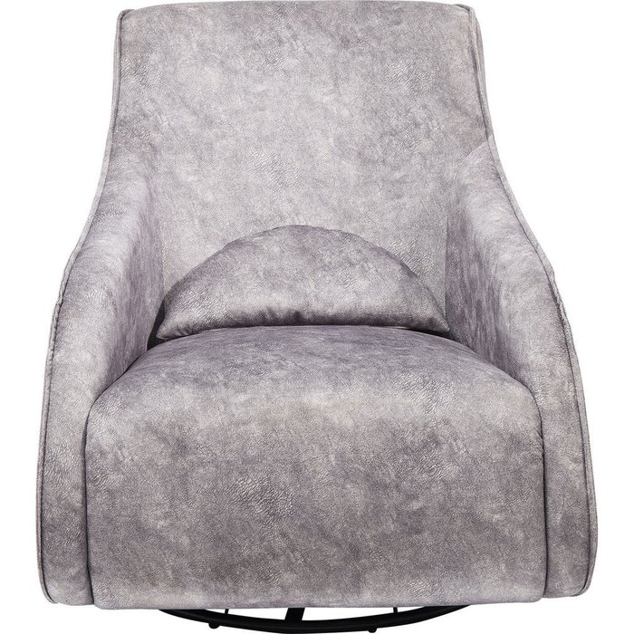 Кресло-качалка Ritmo серого цвета