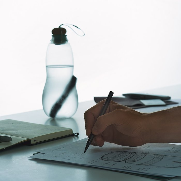 Эко-бутылка Black+Blum eau good с фильтром лайм