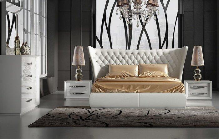 Двухспальная кровать Miami 180х200