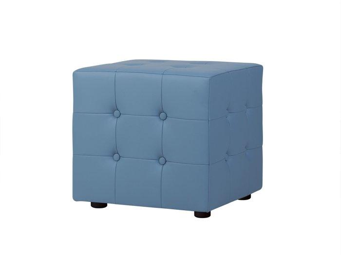 Пуф Rubik Plus синий