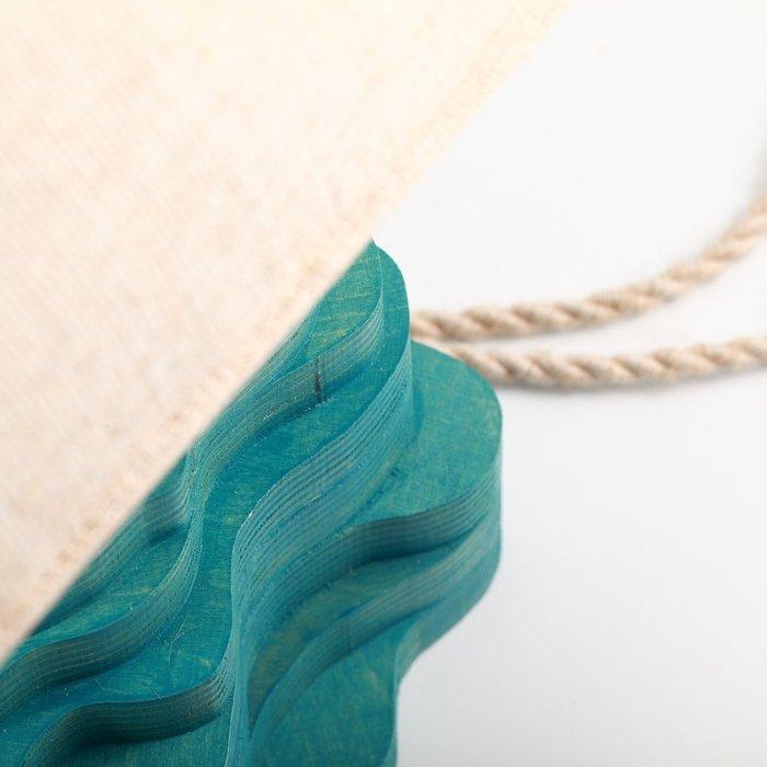 Настольная лампа Stratum White-Blue