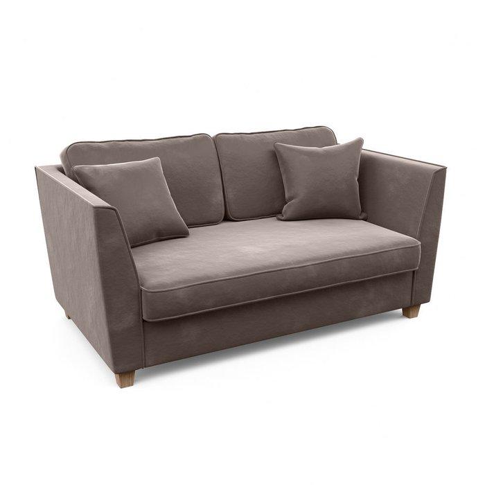 Двухместный диван-кровать Уолтер M бежевого цвета