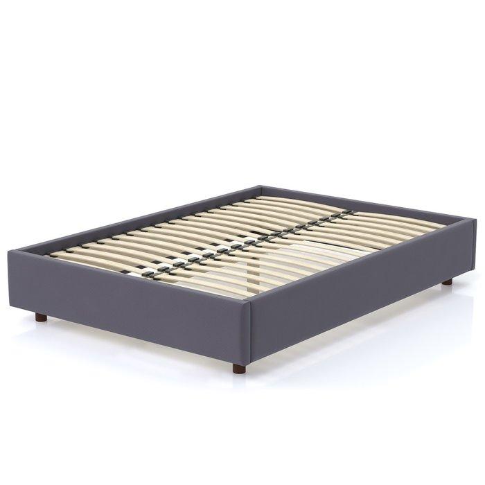 Кровать SleepBox 120x200 темно-серого цвета