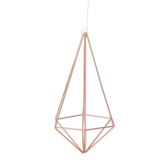 Декор для стен Umbra prisma медь