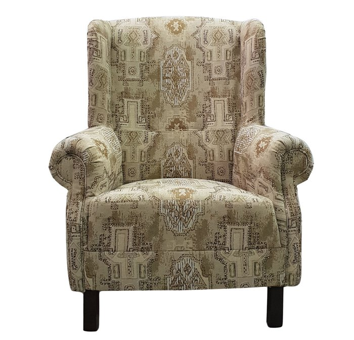 Кресло этника Халиф бежевого цвета