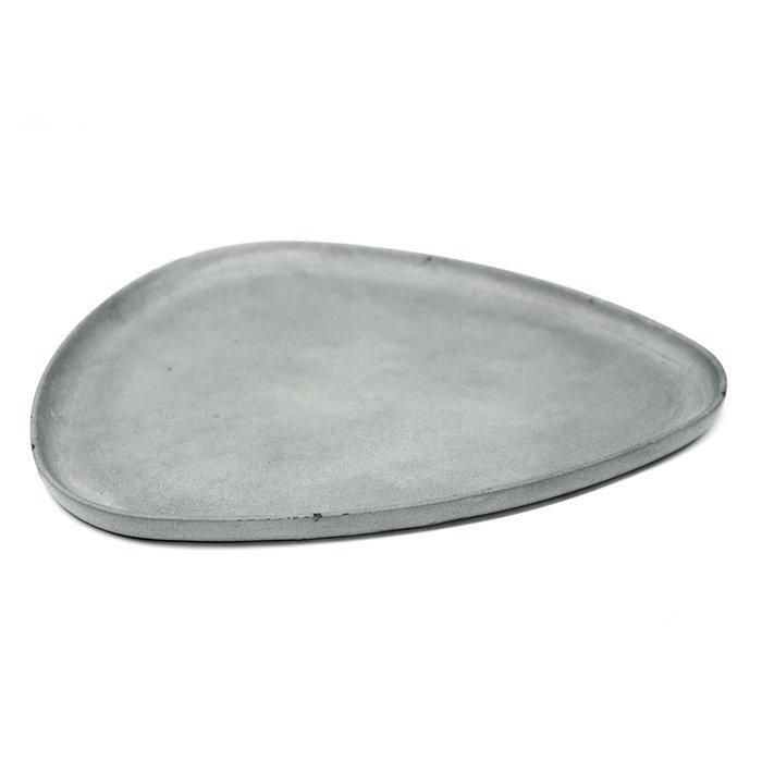 Бетонная тарелка Ellipse