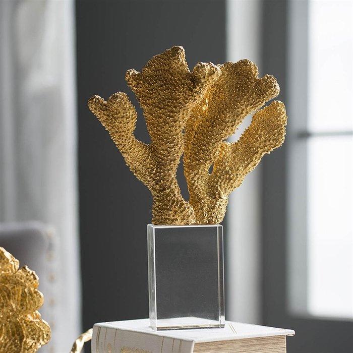Декор Коралл в морском стиле
