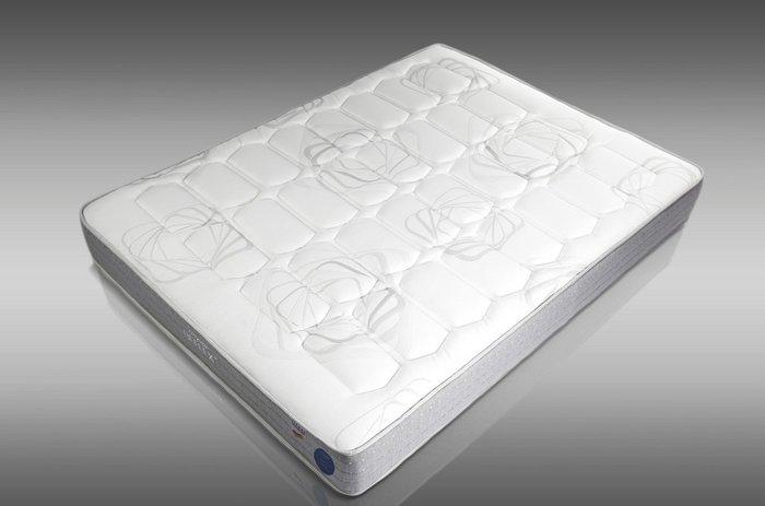 Беспружинный матрас Silenum 120x190
