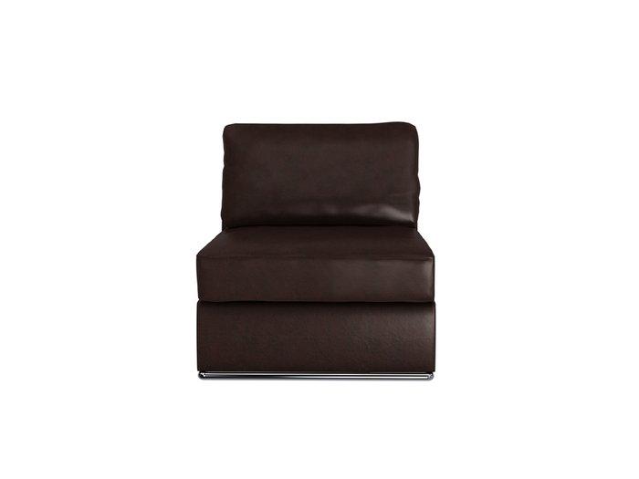 Кресло Mango темно-коричневого цвета