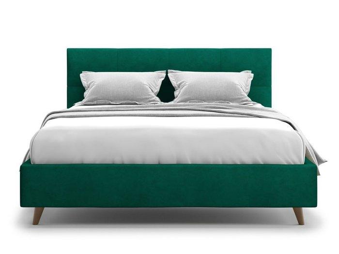 Кровать Garda 180х200 зеленого цвета