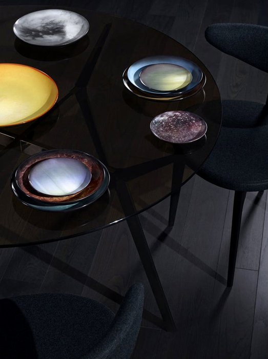 Тарелка Seletti Cosmic Dinner Plate Uranus