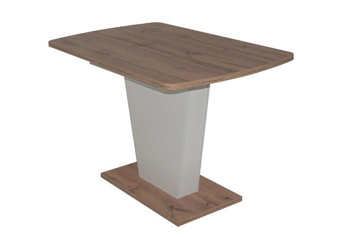 Стол обеденный раздвижной Sheldon цвета дуб натуральный