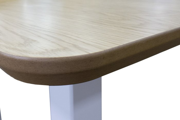 Стол обеденный раздвижной Wenus цвета дуб натуральный