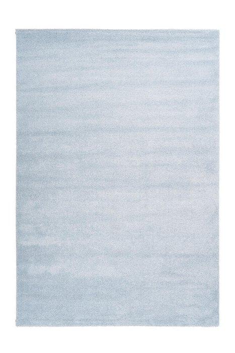 Детский ковер Amigo Plain Blue голубого цвета 80х150