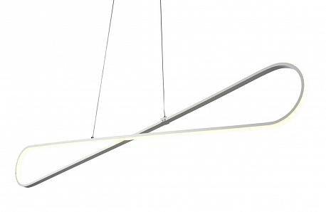 Подвесной светильник Senso белого цвета