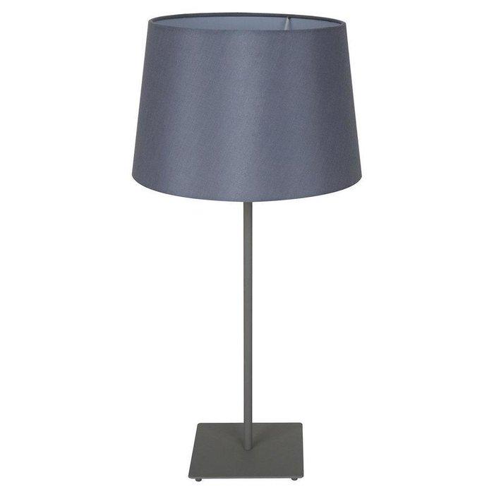 Настольная лампа Lgo серого цвета