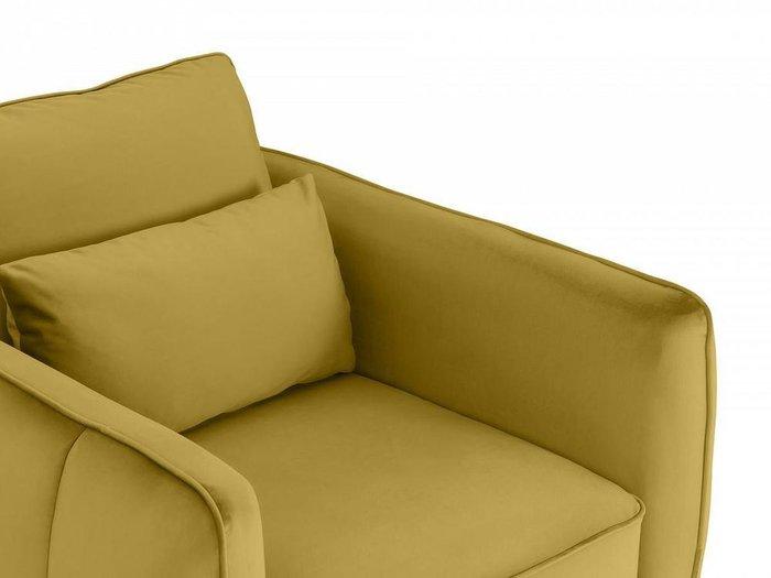 Кресло Amsterdam оливкового цвета
