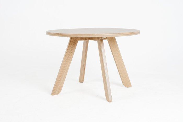 Детский круглый стол Mobius S (до 130 см)
