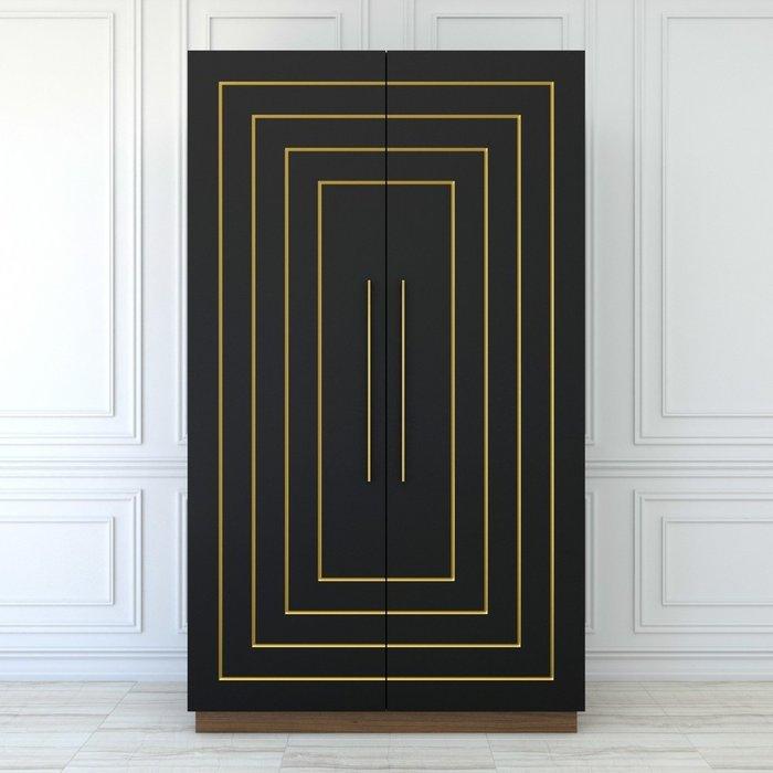 Шкаф Parmino Black черного цвета