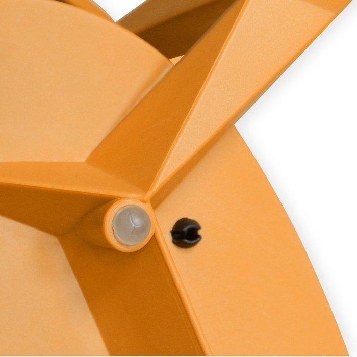 Стул Manfred оранжевого цвета