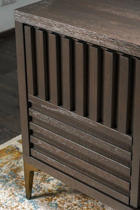 Комод Kyoto серо-коричневого цвета