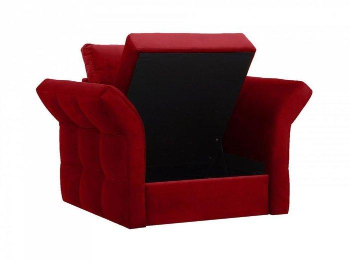 Кресло Wing красного цвета
