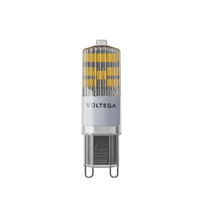 Лампа светодиодная Capsule колба из пластика