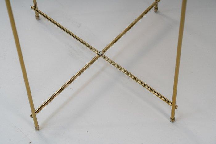 Кофейный столик Square с зеркальной поверхностью