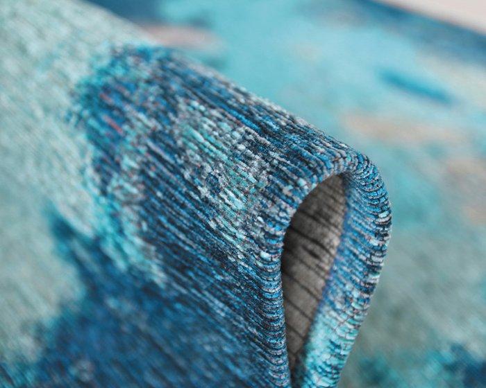Ковер Alina Delphi синего цвета 230х160
