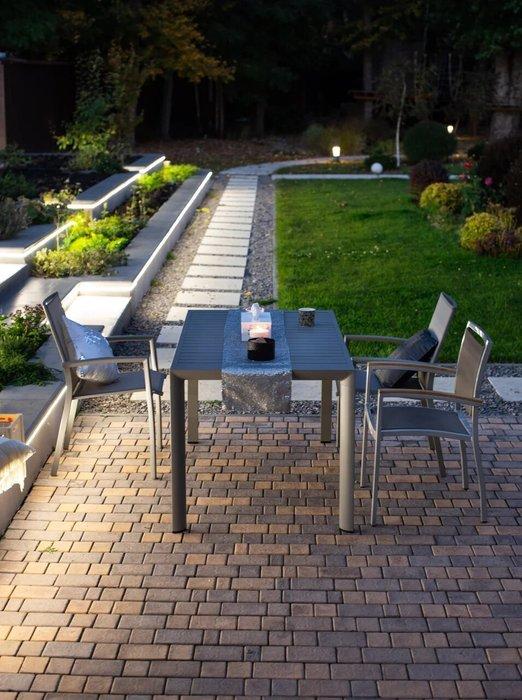 Кресло садовое Florenz бежевого цвета