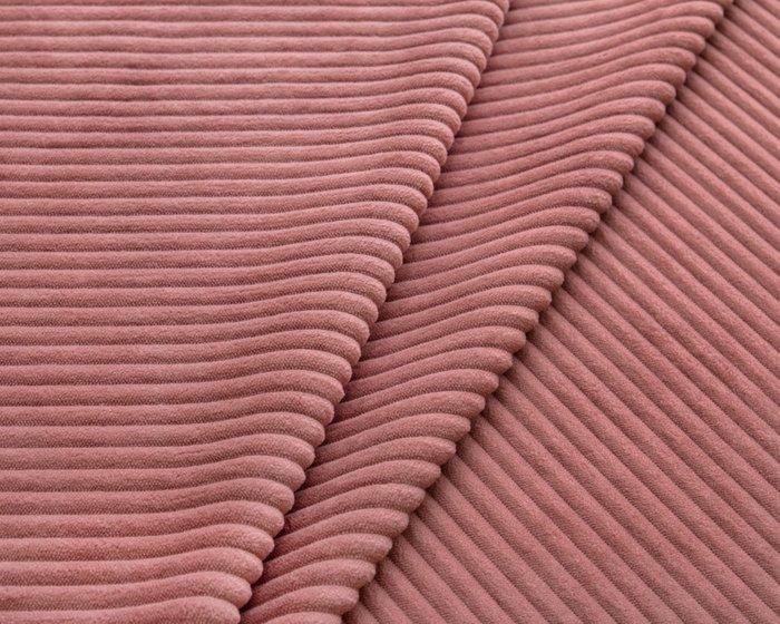 Покрывало Duo Cilium Coral 230x240 кораллового цвета
