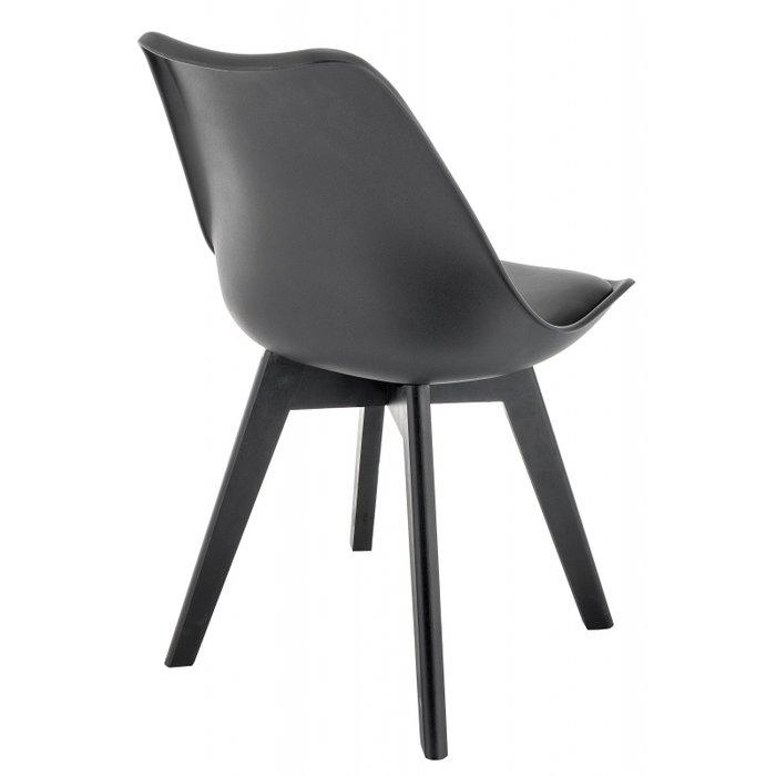 Обеденный стул Bonus черного цвета