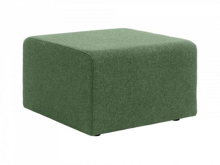 Пуф Kansas зеленого цвета