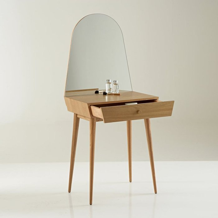 Туалетный столик Clairoy с зеркалом