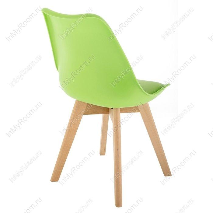 Обеденный стул Bonus зеленого цвета