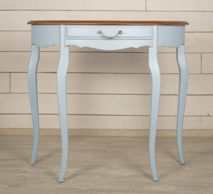 """Голубой туалетный столик """"Leontina"""""""