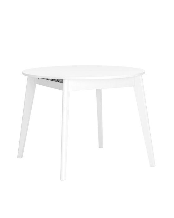 Обеденный стол Rondo белого цвета