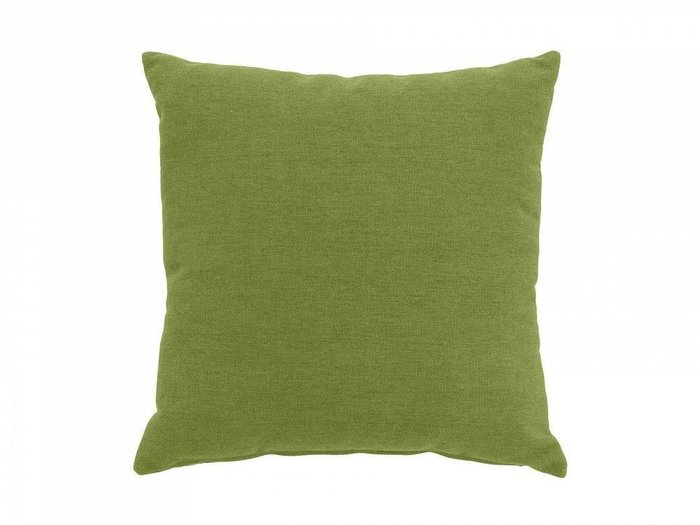 Подушка California зеленого цвета
