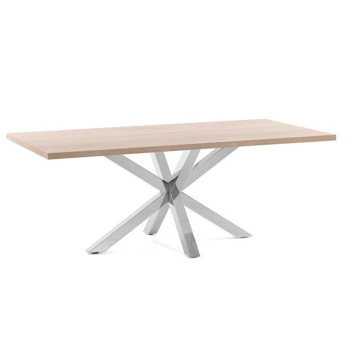 Обеденный стол Arya из стали