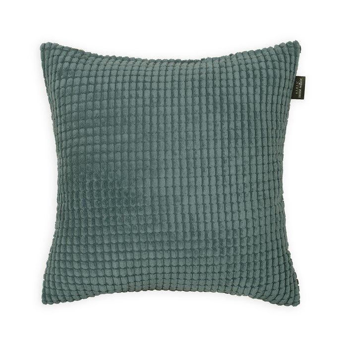 Декоративная подушка Civic Forest зеленого цвета