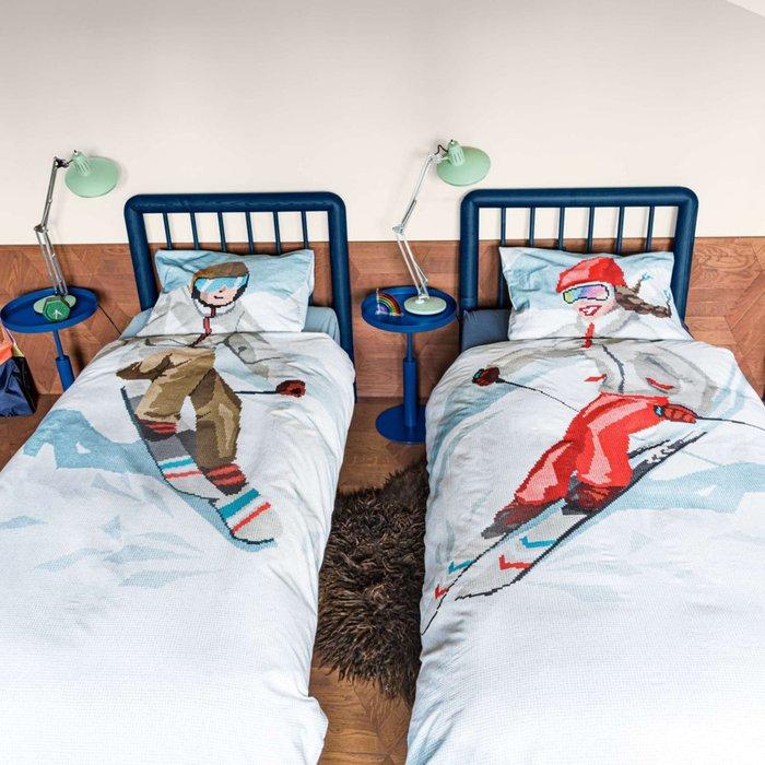 Комплект постельного белья Лыжница 150х200