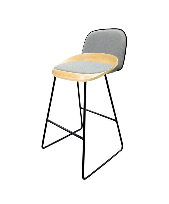 Барный стул Tom ясень