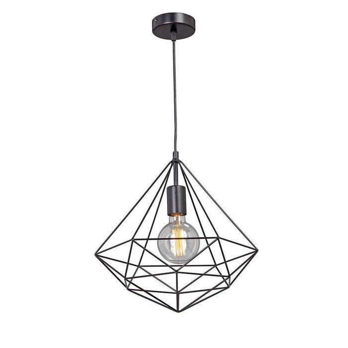 Подвесной светильник Cody черного цвета