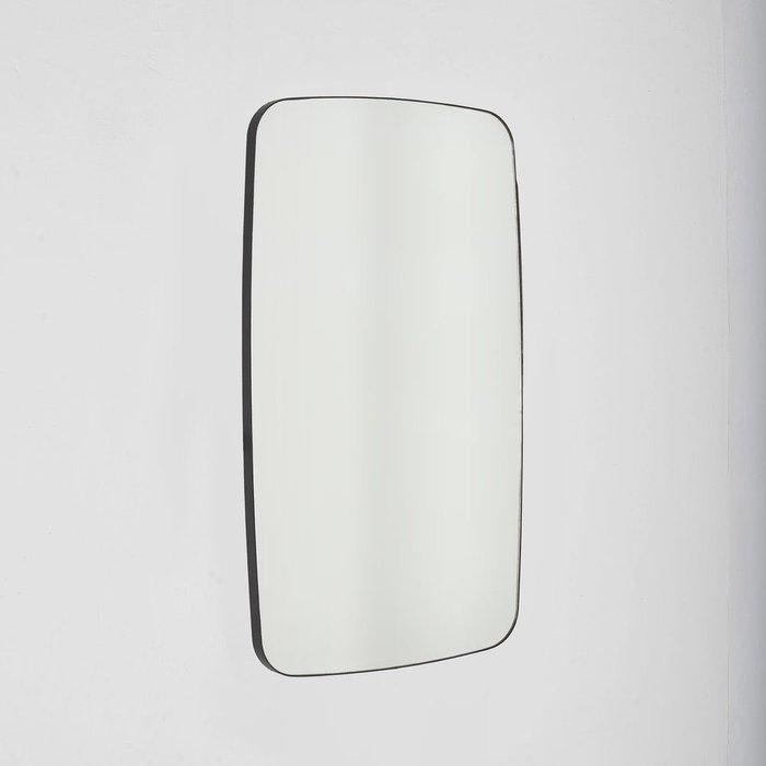 Настенное зеркало Wake 45х80в ремне из натуральной кожи