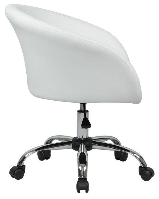 Офисное кресло для персонала Bobby белого цвета