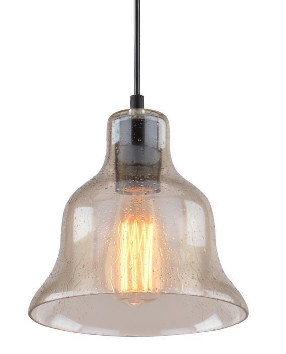 Подвесной светильник Arte Lamp Amiata с плафоном из стекла