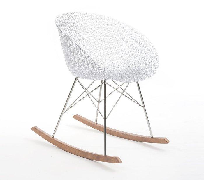 Кресло-качалка Matrix из поликарбоната