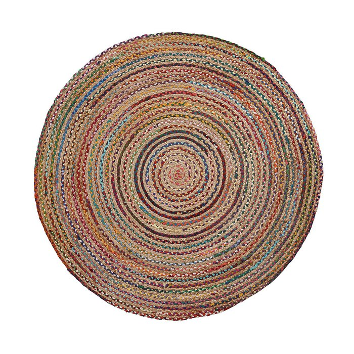 Круглый Ковер Julia Grup SAMY из джута диаметр 150 см